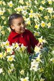 Springtime Fun Stock Photo