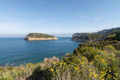 Springtime in Javea Royalty Free Stock Images