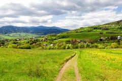 Free Springtime Landscape Stock Image - 89310551