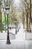 Springtime in Paris Royalty Free Stock Images