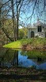 Springtime park Royalty Free Stock Photo