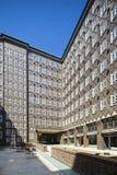 Sprinkenhof in Hamburg, Germany. The Sprinkenhof building in Hamburg, Germany Stock Photography