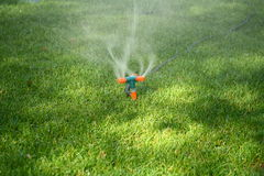 Sprinkler Royalty Free Stock Images