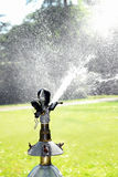 Sprinkler Stock Photography