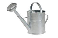 Sprinkler. Metal sprinkler on white background Royalty Free Stock Image