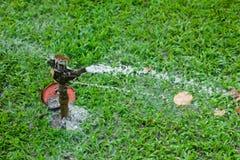 Sprinkler royaltyfri fotografi