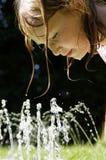 Sprinkler drink Royalty Free Stock Photography