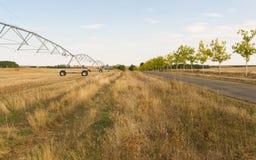 Sprinkler Irrigation System Royalty Free Stock Image