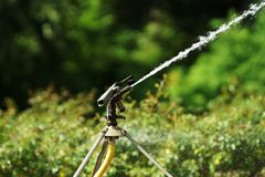 Sprinkler Royalty Free Stock Image