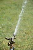 Sprinkler Royalty Free Stock Photography