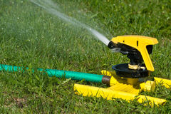 Sprinkler Royalty Free Stock Photos