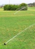 sprinklers royaltyfri bild