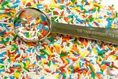 Sprinkles 2 Royalty Free Stock Image