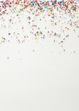 Sprinkles background Stock Photo