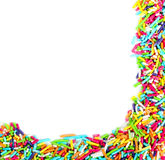 Sprinkles Royalty Free Stock Image