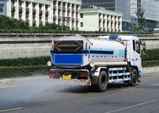 Sprinkling Truck Stock Images