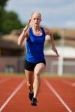 sprint zdjęcie stock