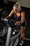 sprint cardio - vasculaire Fotografia Stock