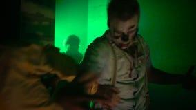 Sprint hongerige zombieën