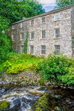 Sprint Mill near Kendal Royalty Free Stock Photo