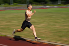Sprinters Stock Image