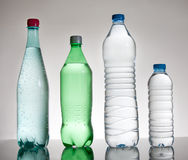 Sprite bottles Stock Photography