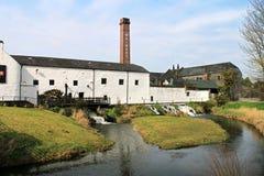 Spritfabrik på Kilbeggan Royaltyfria Foton