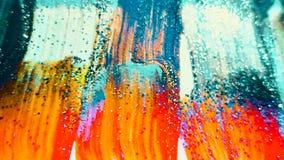 Spritt blänka på färgrik yttersida För borsteslaglängder för hand utdragen design för tema stock illustrationer