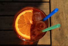 spritz Photo stock