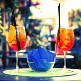 Spritz Royalty Free Stock Images