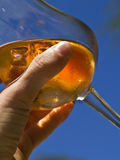 Spritz: italian drink Stock Photos