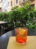 Spritz Milano Zdjęcie Royalty Free