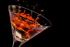 Spritz Splash Royalty Free Stock Photos