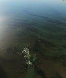 Spritzen auf dem Wasser Lizenzfreie Stockfotos