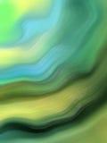 Spritzen von Farben Stockfoto