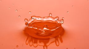 Spritzenwasser Stockfotos