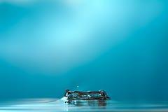 Spritzenwasser Lizenzfreie Stockbilder