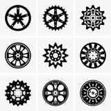 Sprocket wheel Royalty Free Stock Photo