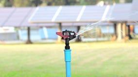 Sproeier het water geven stock videobeelden