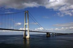 Sprogo Bridge Royalty Free Stock Images