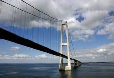 Sprogo Bridge Stock Photography