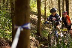Sprogs class riders at Momentum Health Int Stock Photography