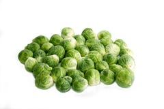 Sprout de Bruxelas Foto de Stock