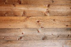 Spruce boards real texture Royalty Free Stock Photography