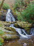 Spruce Flat Falls Stock Photography