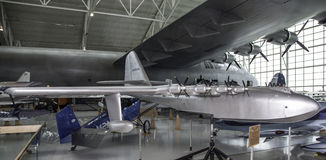 Spruce Goose Model Royalty Free Stock Photography