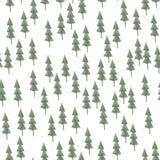 Spruce pattern Royalty Free Stock Image