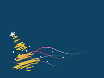 spruce stjärnor för plats vektor illustrationer