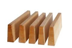 Spruce tonewood blocks for violin decks stock photography