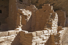 Spruce Tree House, Mesa Verde, Colorado, USA Royalty Free Stock Images